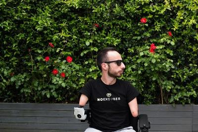 No Excuses Club: The Endless Perseverance of Massimiliano Sechi