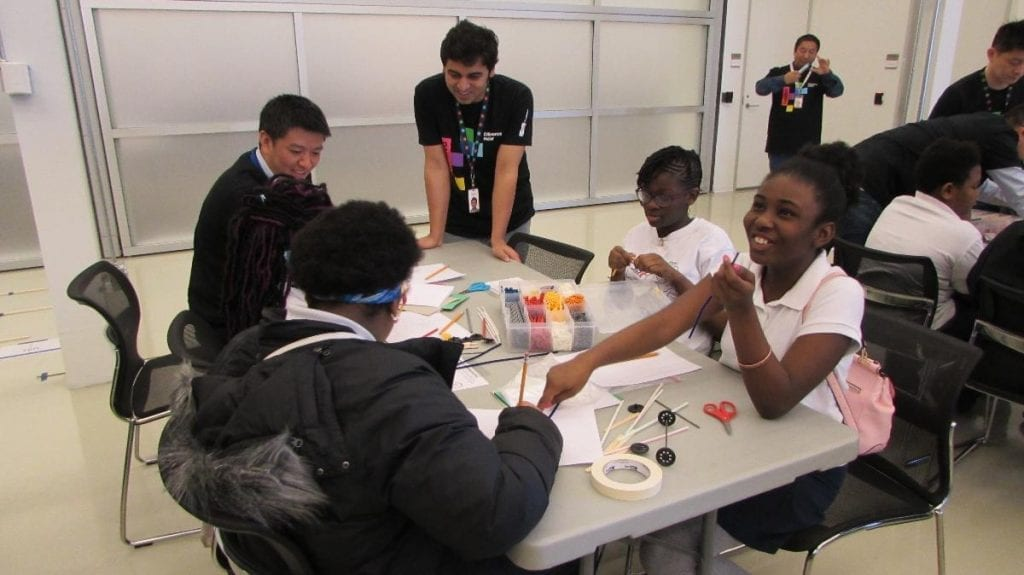 Building Wind Cars with Project SYNCERE for STEM Learning