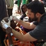 Helping Cure Blindness in Sub-Saharan Africa