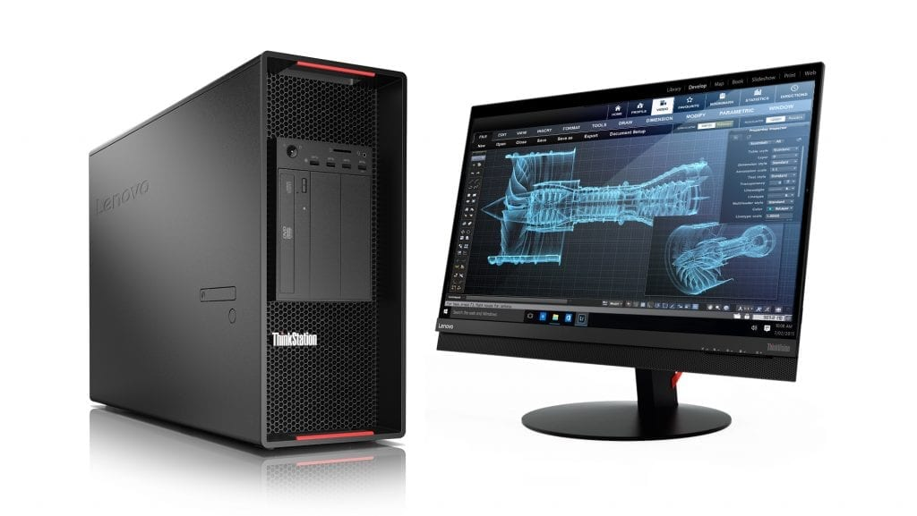 From AI to Digital Fabrication, Lenovo ThinkStation Powers the Technology of the Future