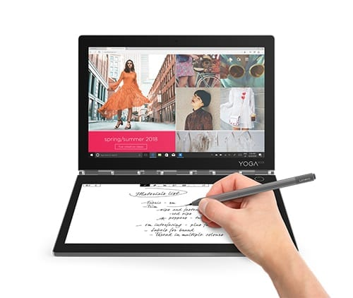 Lenovo Engineer on Reinventing the Laptop with the Yoga Book C930