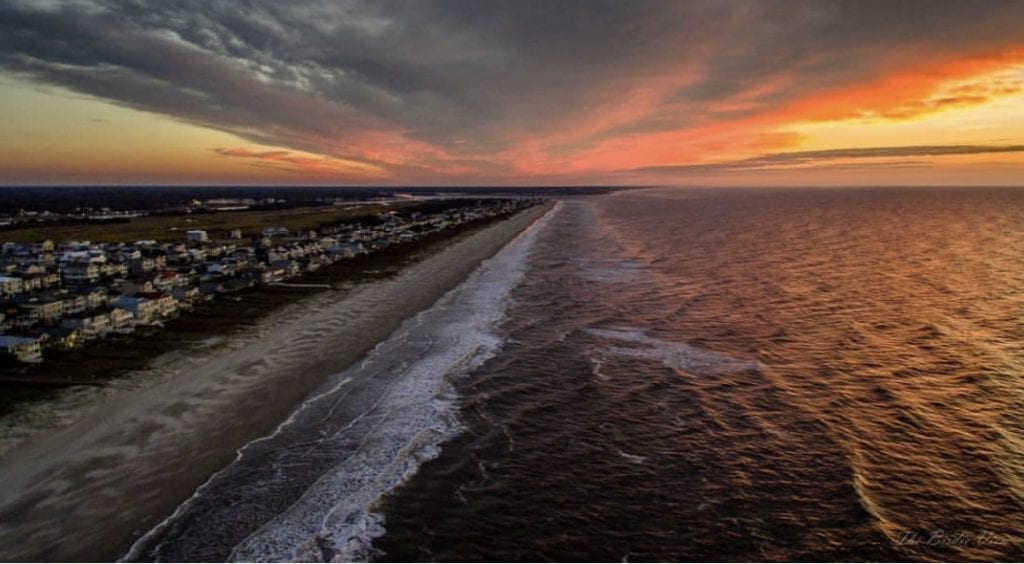Drone Footage Captured Using Tablet