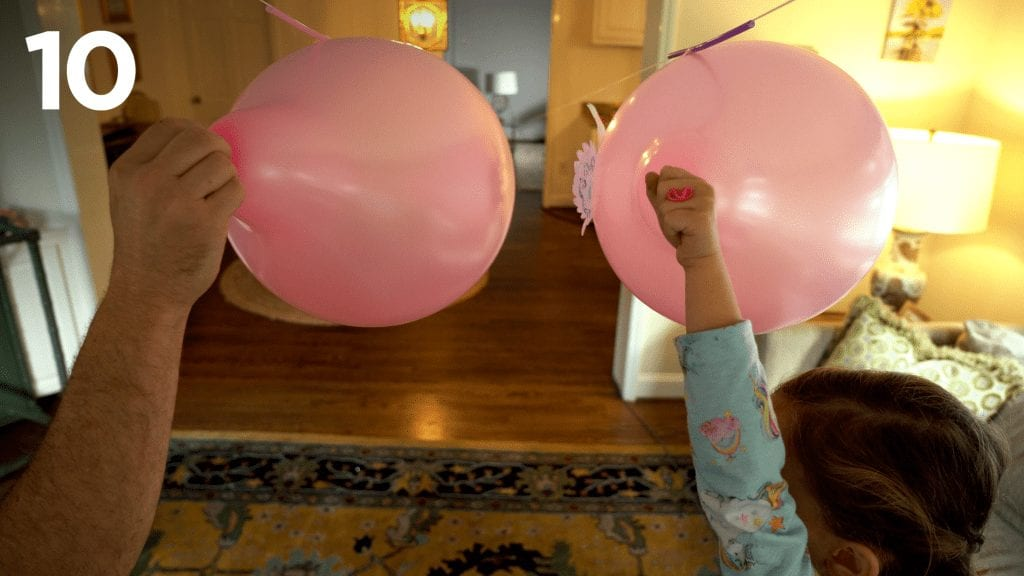 STEM at Home: Balloon Race 10