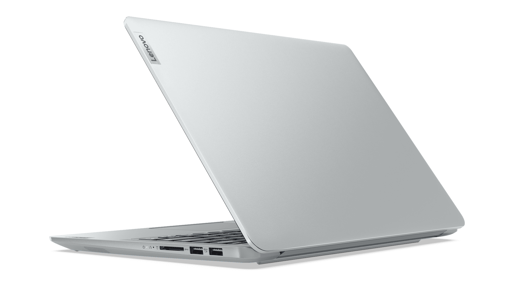The 14-inch IdeaPad 5i Pro with Intel CPU in Cloud Grey