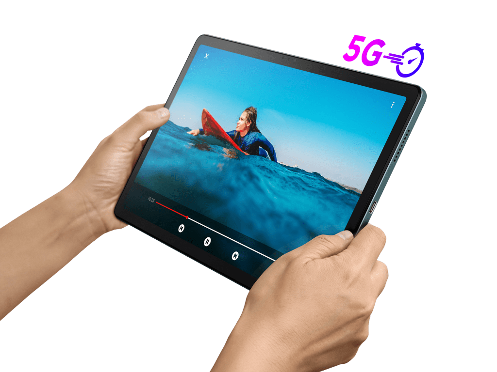 Lenovo Tab P11 5G - Entertainment from anywhere